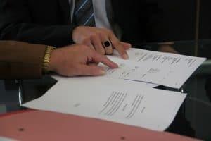 Immobilier, prêt immobilier, contrat de crédit immobilier