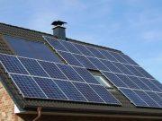 Immobilier, maison auto suffisante, système photovoltaïque