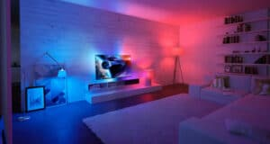 Domotique, Philips Hue, iPhone