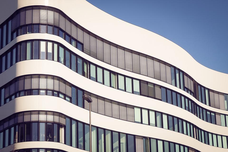 bâtiment architecture contemporaine