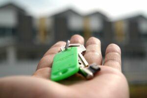 clés location appartement