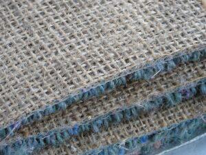 des tapis en jute