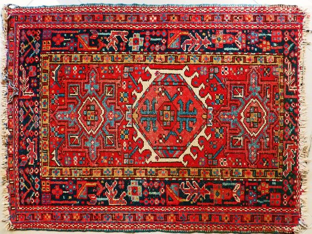 Un tapis persan
