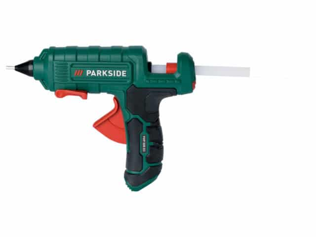 pistolet à colle LIDL Parkside