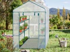 Serre de jardin LIDL