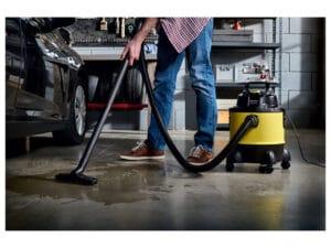 aspirateur LIDL eau et poussière