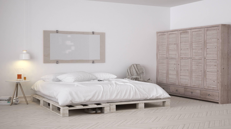 Sommier de lit DIY