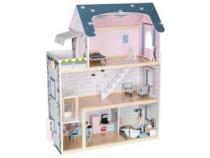 Maison de poupées LIDL en bois