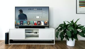 meuble TV banc