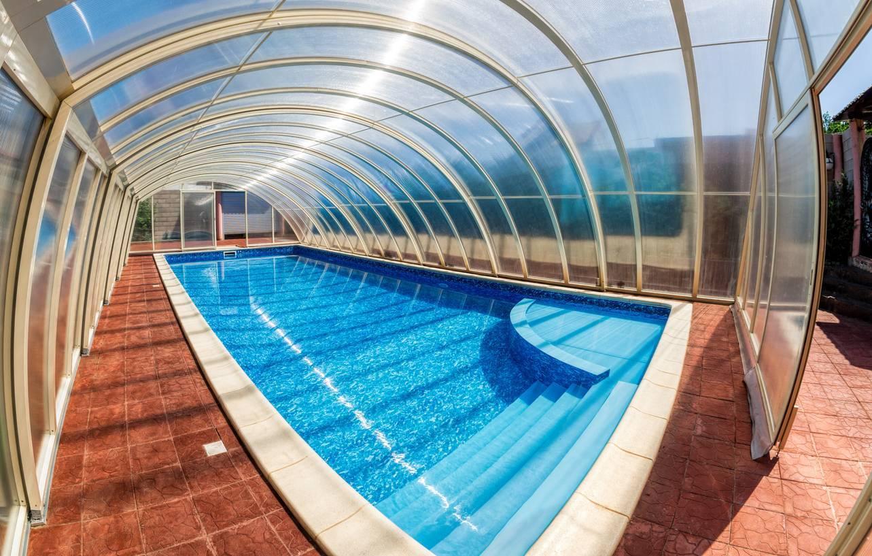 véranda abri de piscine