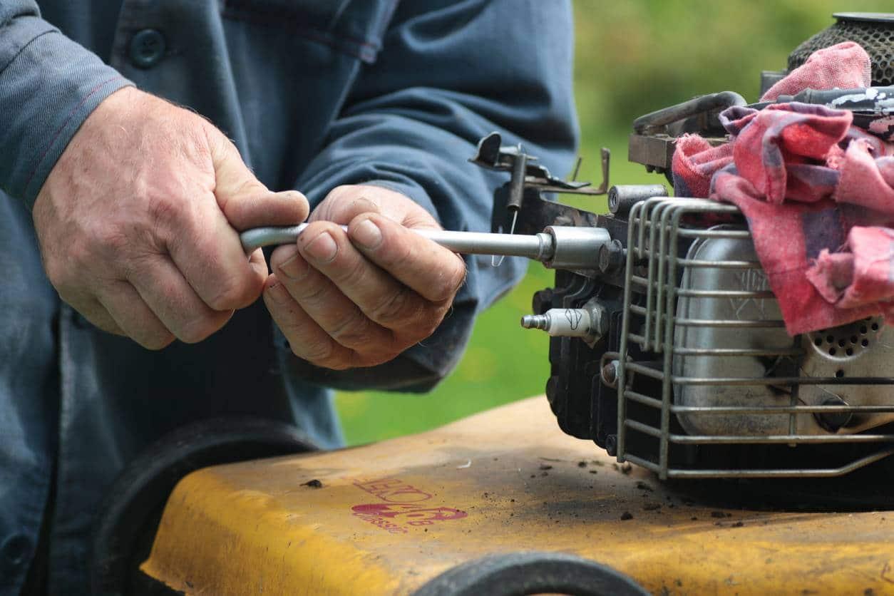 moteur tondeuse